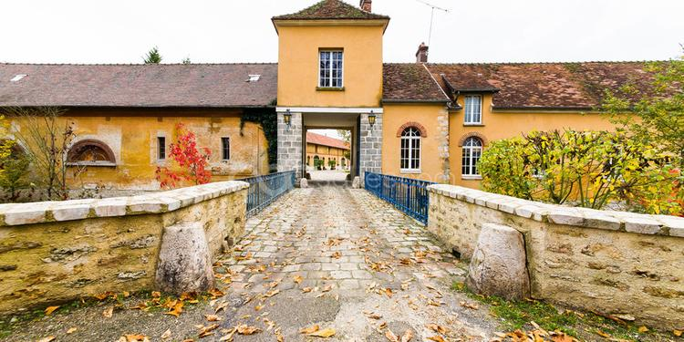 Domaine du Parc, Salle de location Pontcarré  #0