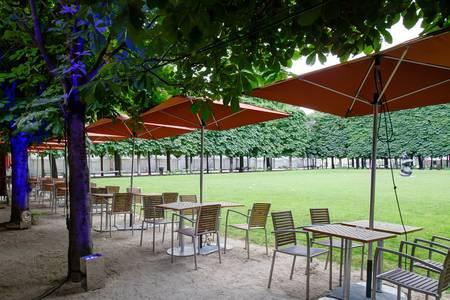 Café des Marronniers - Restaurant, Restaurant Paris Jardin des Tuileries #0