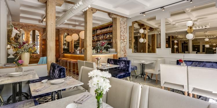 Restaurante Gigi, Espacio Madrid Chamberí #0