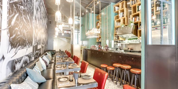 VI Cool, Restaurante Madrid Centro #0
