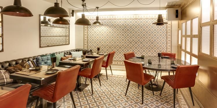 VI Cool, Restaurante Madrid Centro #1