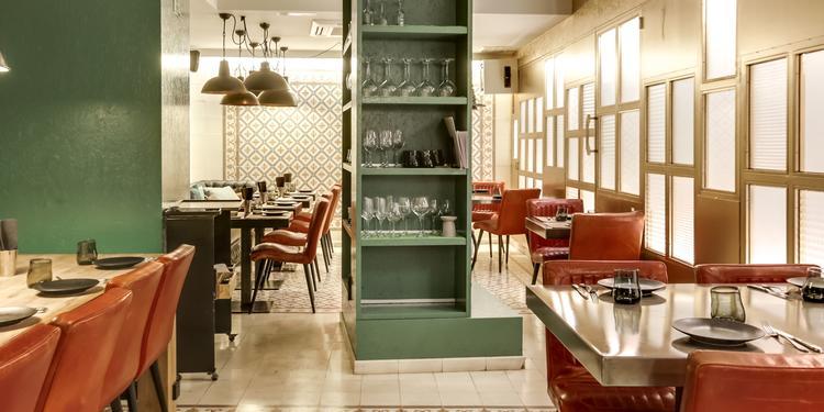 VI Cool, Restaurante Madrid Centro #2