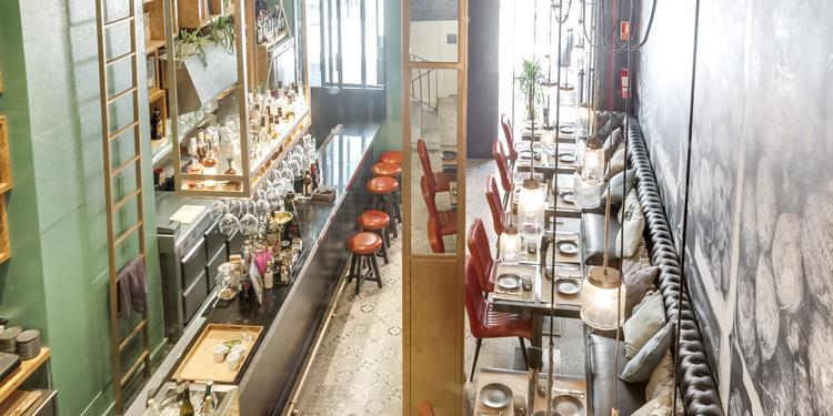 VI Cool, Restaurante Madrid Centro #3