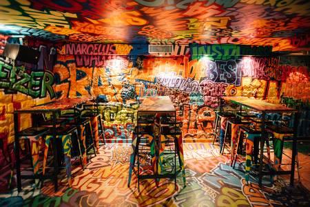 Le FAT., Bar Paris Haut Marais #0