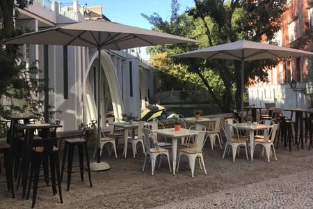 Terraza Collins, Bar Madrid La Latina #0