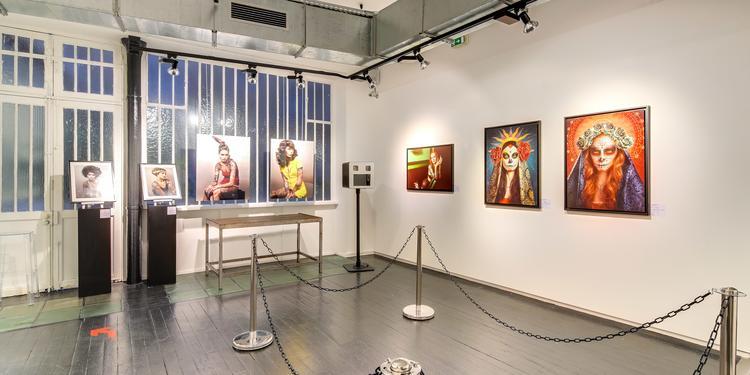 Galerie Sakura, Salle de location Paris Le marais #0