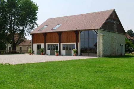 Ferme du Genièvre, Salle de location Prunay-en-Yvelines  #0