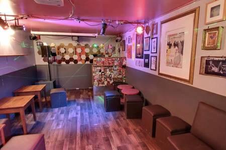 Le Clin's 20, Bar Paris Belleville #0
