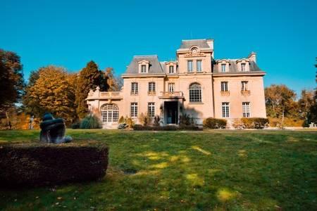 Château des Forgets, Salle de location L'Isle-Adam Val-d'Oise #0