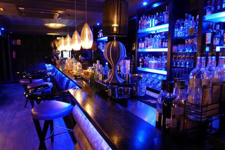 Klimt Madrid, Bar Madrid Cuzco #0