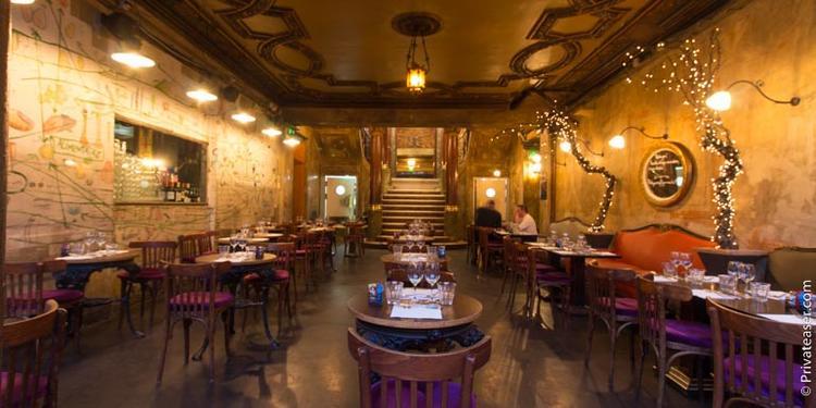 Le Delaville Café, Bar Paris Bonne Nouvelle #0