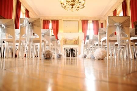 Château de Villiers, Salle de location Cerny  #0