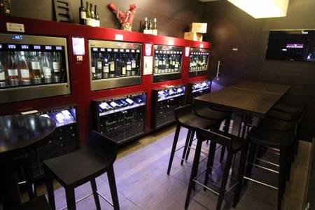 Wine by One Montaigne, Bar Paris Franklin D. Roosevelt #0