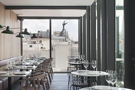 Nice to meet you - Restaurant & Lounge, Bar Madrid Plaza de España #0