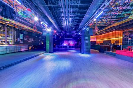 Mitty Eventos Grupo Cats, Sala de alquiler Madrid Chamberí #0
