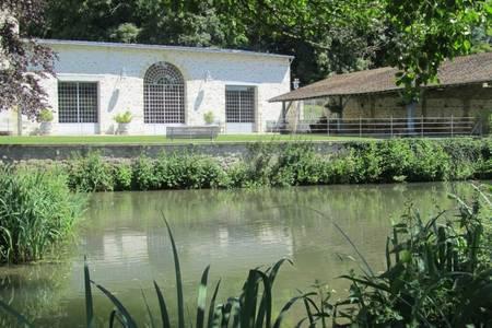 Le Moulin de Metz, Salle de location Gaillon-sur-Montcient  #0