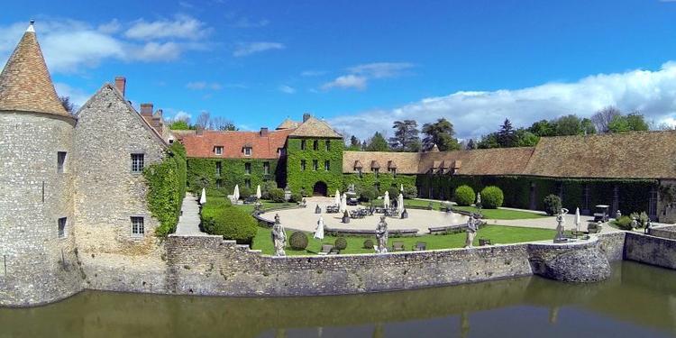 Château de Villiers le Mahieu, Salle de location Villiers-le-Mahieu  #0