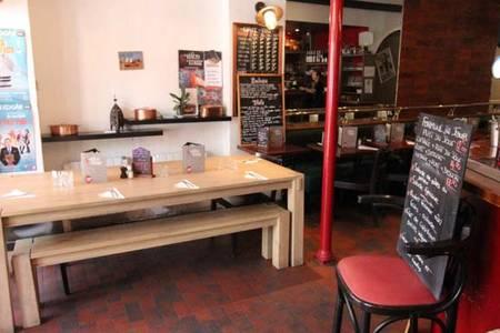 Le Bistro d'Edgar, Bar Paris Montparnasse #0