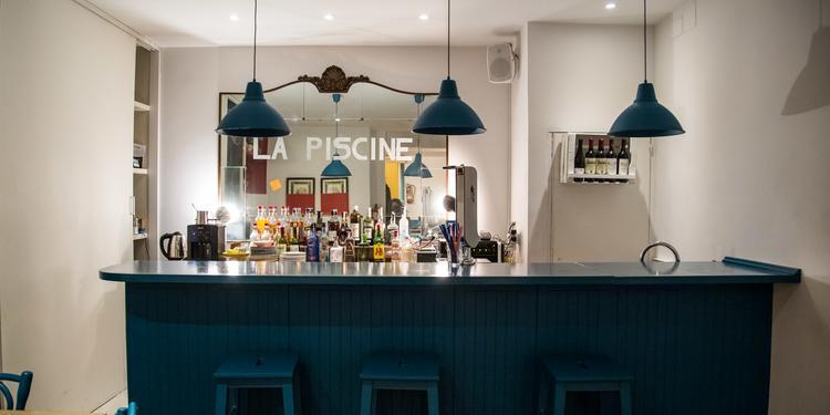 La Piscine, Sala de alquiler Madrid Alonso Martínez #0