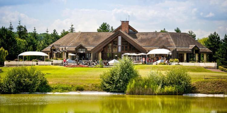 Golf Hôtel de Mont Griffon, Salle de location Luzarches  #0