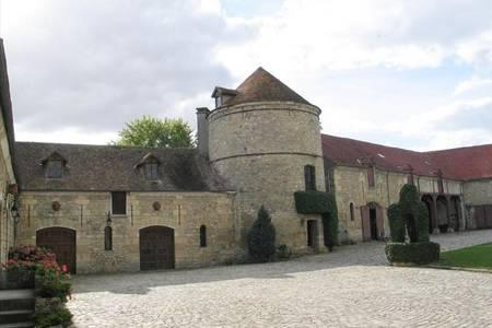 Le Manoir des Chevaliers, Salle de location Gouzangrez  #0