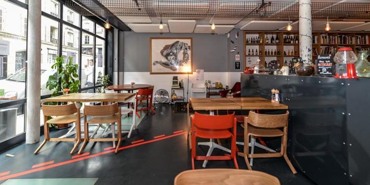 Le Café Fauve, Bar Paris Bastille #0