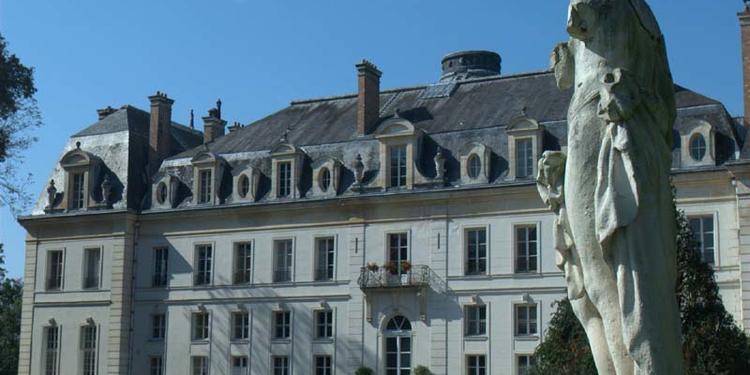 Château de Vaux le Pénil, Salle de location Vaux-le-Pénil  #0