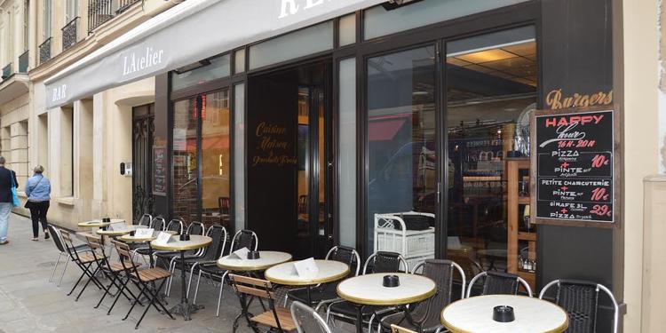 L'Atelier Lazare, Bar Paris Saint Lazare #0