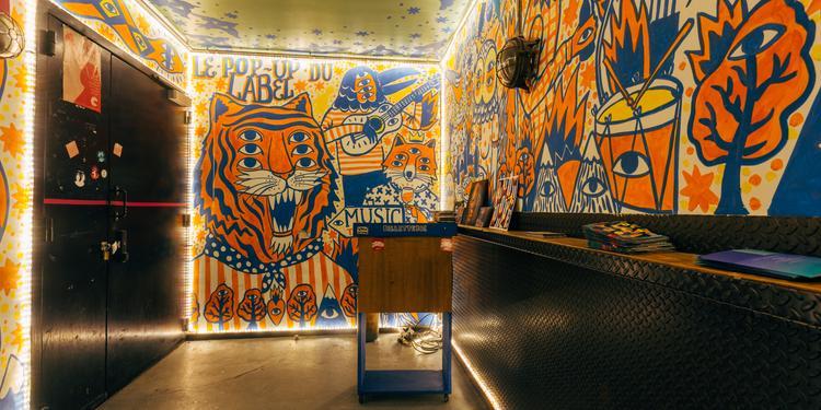Le Pop-up du Label, Bar Paris Gare de Lyon #0