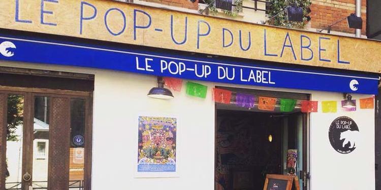 Le Pop-up du Label, Bar Paris Gare de Lyon #5