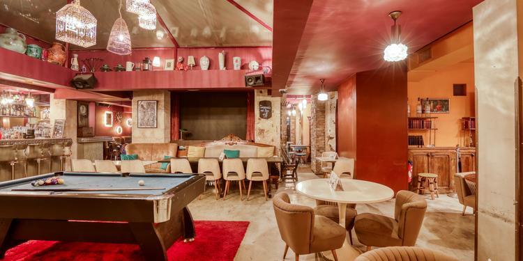 Le Bliss, Bar Paris Châtelet - Les Halles #0