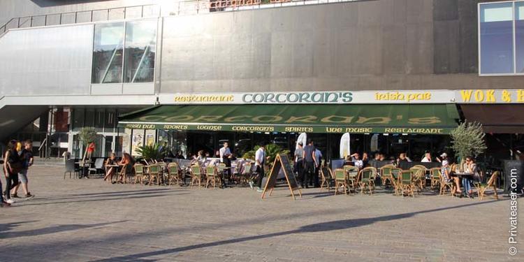 Le Corcoran's Lilas, Bar Paris Porte des Lilas #1