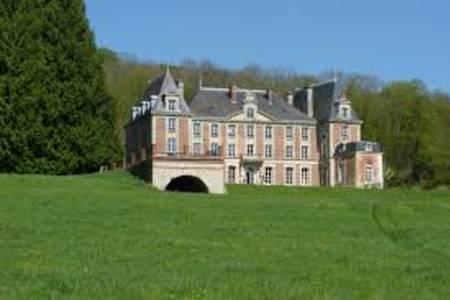 Château de la Bûcherie, Salle de location Saint-Cyr-en-Arthies  #0