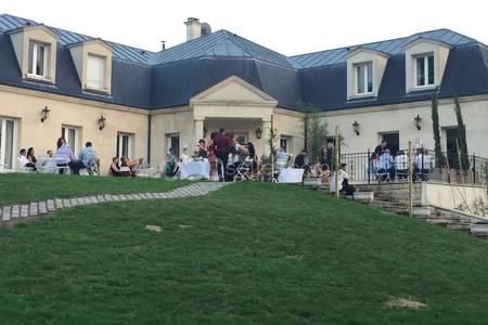 Villa Diana, Salle de location Seugy  #0