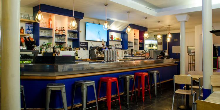 Chez Fanfan, Bar Paris Saint Martin #0
