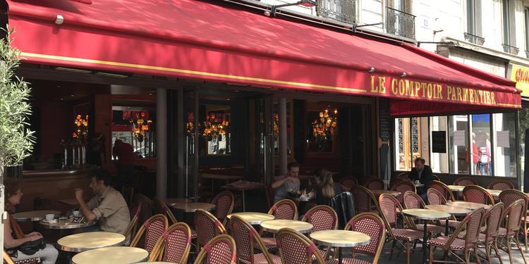 Le comptoir parmentier, Bar Paris Parmentier #0