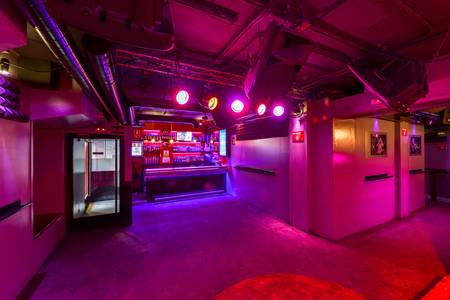 Contraclub, Bar Madrid Lavapiés #0