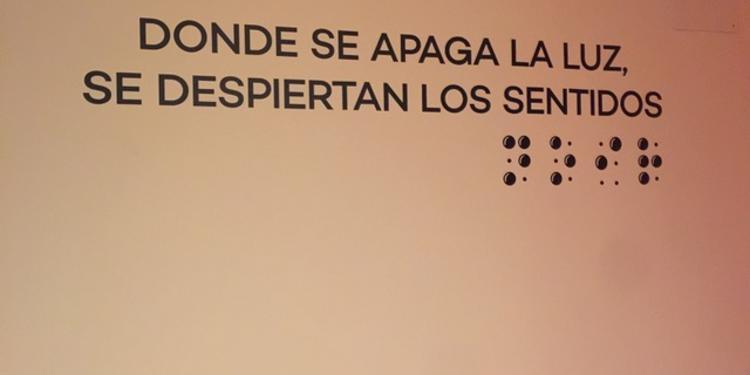 Dans le noir ?, Restaurante Madrid Centro #1