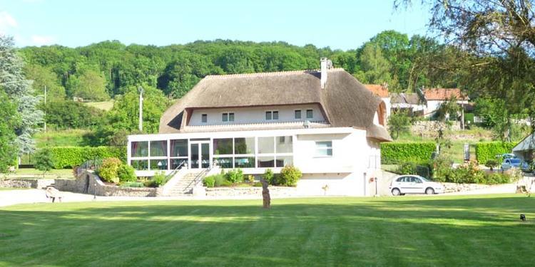 Au Domaine des Chaumes, Salle de location Sainte-Aulde  #0