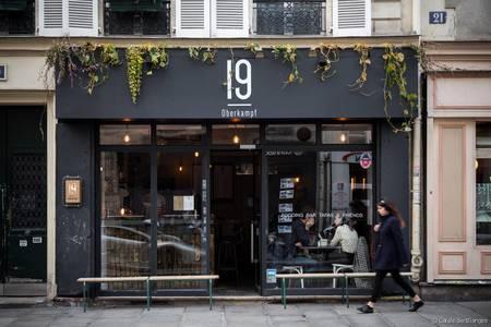 Le 19, Bar Paris Oberkampf  #0
