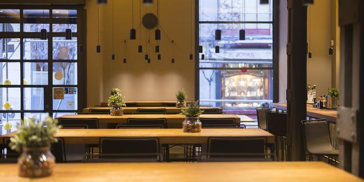 Max Madrid, Restaurante Madrid Centro #1