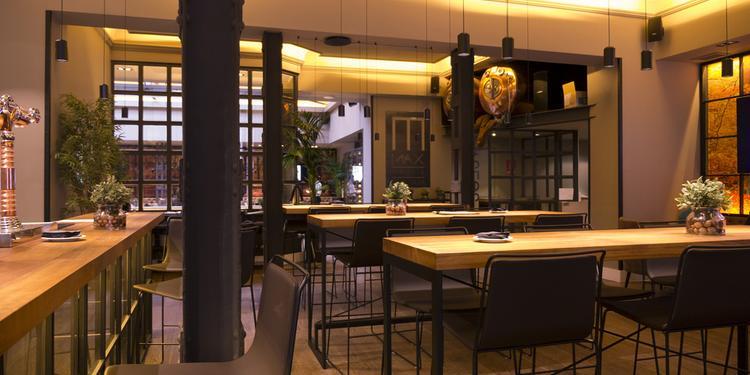 Max Madrid, Restaurante Madrid Centro #2
