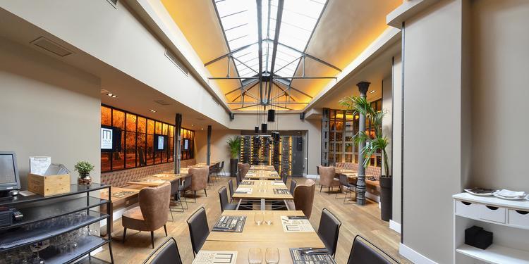 Max Madrid, Restaurante Madrid Centro #3