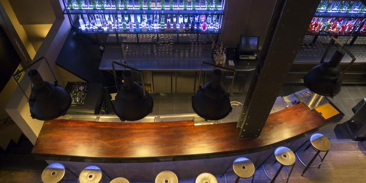 Max Madrid, Restaurante Madrid Centro #6