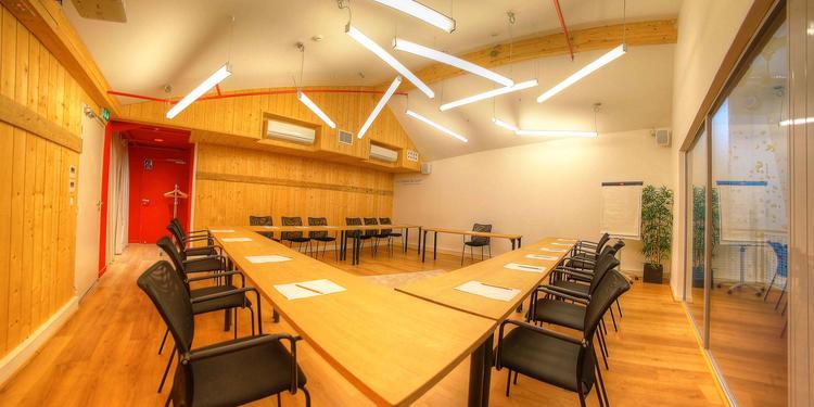 La Cabane de Lyon - Confluence, Salle de location Lyon La Confluence #0
