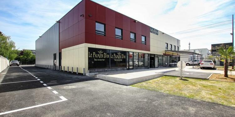 Le Palmier d'Or, Salle de location Pontault-Combault  #0