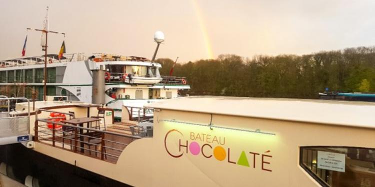 bateau chocolate
