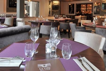La Villa Saint Cloud, Restaurant Saint-Cloud  #0