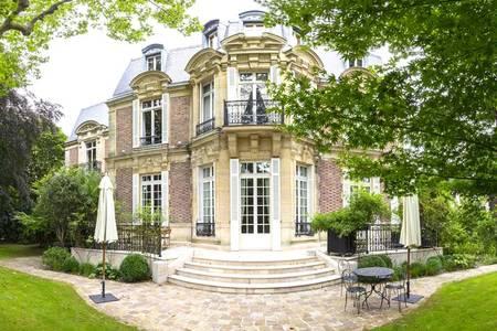 Villa des Cèdres, Salle de location Croissy  #0