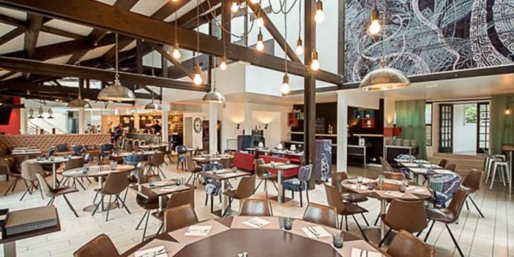 La Table du Liberty, Restaurant Thiverval-Grignon  #0